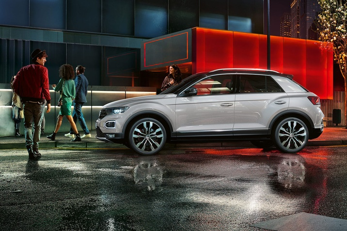 Noul VW T-Roc